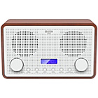 more details on Bush Walnut Wooden DAB Radio