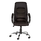 more details on High-Back Gas Lift Nixon Chair - Black and White.