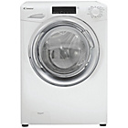more details on Candy GV169TC3W 9KG 1600 Spin Washing Machine - Ins/Del/Rec.