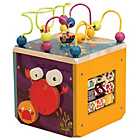 more details on B. Underwater Zoo Activity Cube.