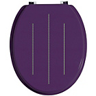 more details on Premier Housewares Purple Diamante Toilet Seat.