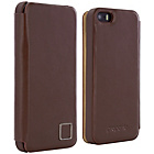 more details on Leather Folio iPhone 5 Case Tan