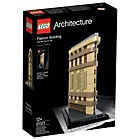 more details on LEGO Architecture Flatiron Building - 21023.