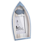 more details on Coast Wooden Photo Frame Boat.