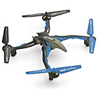 more details on Revell Control Rayvore Quadcopter Blue.