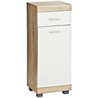 more details on Premier Housewares Whitewash Oak Effect Floorstanding Unit.