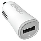 more details on Kanex USB Car Charger 2.4AMP - White.