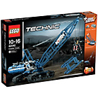 more details on LEGO Technic Crawler Crane - 42042.