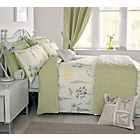 more details on Dreams N Drapes Botanique Green Duvet Cover - Kingsize.