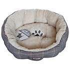 more details on PetBrands Tweedy Dog Bed - Small.