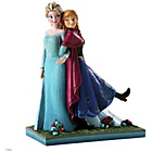 more details on Disney Traditions Sisters Forever Elsa and Anna Ornament.