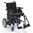 more details on Energi 20 Power Wheelchair - Blue.