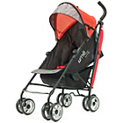 more details on UME Lite Pushchair - Black and Red.