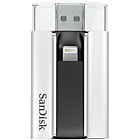 more details on SanDisk iXpand USB 2.0 Flash Drive for Apple - 16GB.