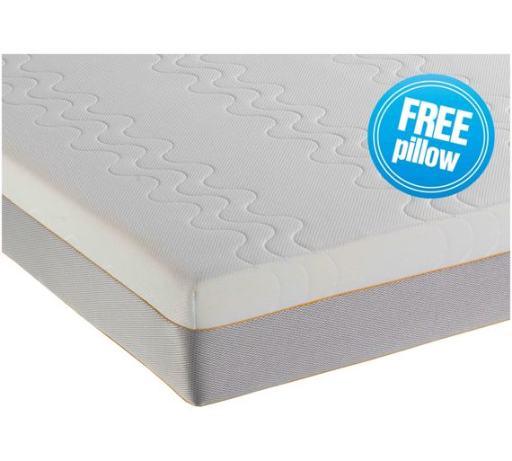 Buy Dormeo Antigua Hybrid Double Mattress At Argos Co Uk