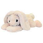 more details on Aurora Cotton Candy 12 inch Brown Bunny.