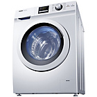 more details on Haier HW80-B14266A 8KG 1400 Washing Machine - Ins/Del/Rec.