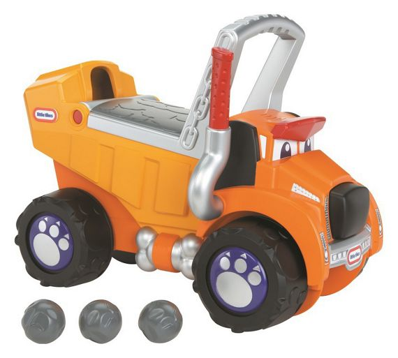 Buy little tikes big dog truck at your for Little tikes motorized vehicles