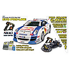 more details on Nikko Evo Proline Radio Controlled Red Bull Porche 911.