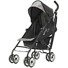 more details on UME Lite Pushchair - Black and Grey.