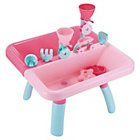 more details on Early Learning Centre My First Sand and Water Table - Pink.
