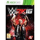 more details on WWE 2K16 - Xbox 360.
