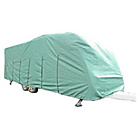 more details on Olpro 6.2 to 6.8 Metre Caravan Cover - Green.