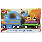 more details on Little Tikes Handle Haulers Deluxe - Big Top Charlie.
