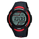 more details on Lorus M Black Mens' Digital Sports Watch.