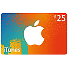 more details on £25 iTunes Gift Card.
