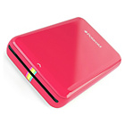 more details on Polaroid ZIP Bluetooth Mobile Printer - Red.