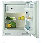 more details on Candy CRU164EK Fridge with Ice Box - White.