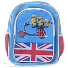 more details on Minions British Backpack with Pockets.