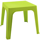 more details on Habitat Darla Plastic Kids Table - Green.