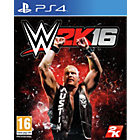 more details on WWE 2K16 - PS4.
