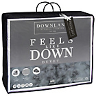 more details on Downland 10.5 Tog Feels Like Down Duvet - Single.