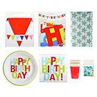 more details on Happy Birthday Table Fun Party Pack for 8 Guests.