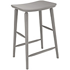 more details on Habitat Talia 65cm Stool - Warm Grey.