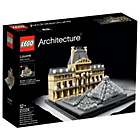 more details on LEGO Architecture The Louvre - 21024.