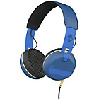 more details on Skullcandy Grind On-Ear Headphones - Blue.