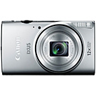 more details on Canon Ixus 275 21MP 12x Zoom Compact Digital Camera- Silver.