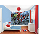 more details on Avengers Assemble Wall Mural.