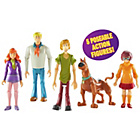 more details on Scooby-Doo Mystery Solving Figures - Pack of 5.