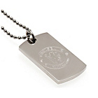 more details on Stainless Steel Chelsea Dogtag and Chain.