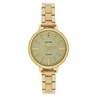 more details on Sekonda Ladies Champagne Dial Gold Bracelet Watch.