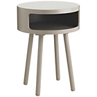 more details on Habitat Bumble Side Table - Grey.