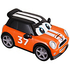 more details on New Go Mini Stunt Racer - Orange.