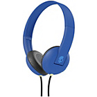 more details on Skullcandy Uproar On-Ear Headphones - Blue.