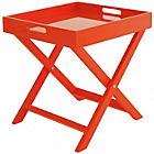 more details on Habitat Oken Side Table - Orange.