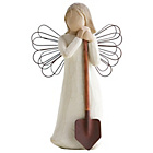 more details on Willow Tree Angel of the Garden Figurine.